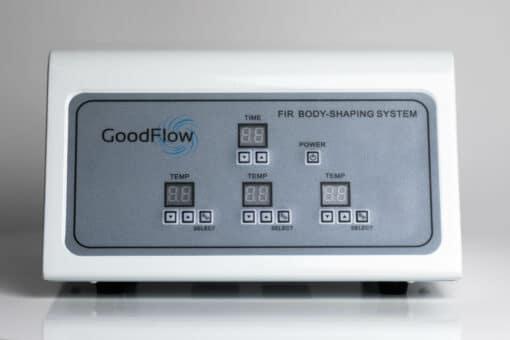 Maskine til GoodFlows infrarød saunatæppe